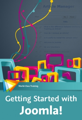 Video2Brain - Getting Started with Joomla!