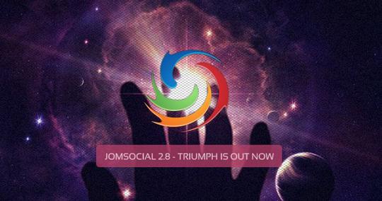 JomSocial 2.8.0 for Joomla 2.5