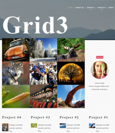 JoomlaBamboo Grid3 for Joomla 2.5 and 3.0