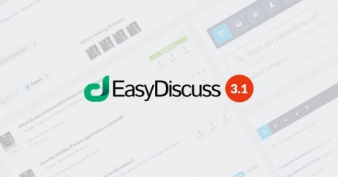 EasyDiscuss v3.1.8601 for Joomla 2.5 - 3.1