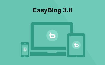 EasyBlog v3.8.14477 for Joomla 1.5 - 3.1