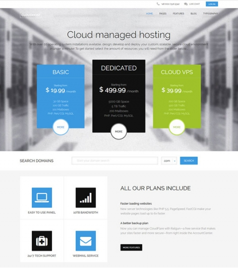 GK CloudHost for Joomla 3.x