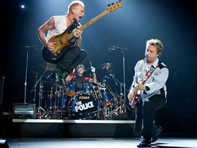 Заработок рок-группы