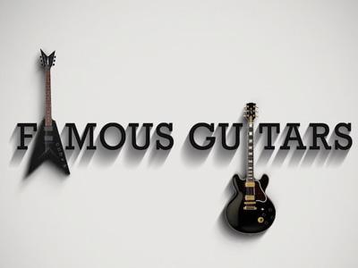 Гитары звезд рока в проекте Федерико Мауро