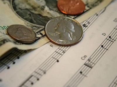 Как же можно заработать на музыке в Интернете