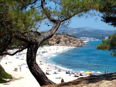 Тасос - изумруд Эгейского моря