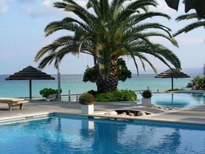 Отель Afitis 4* (Греция)