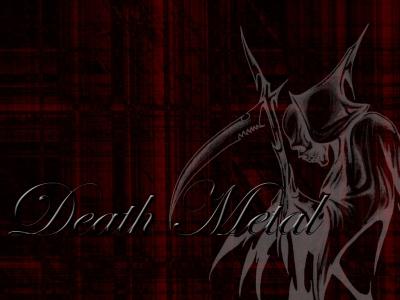 Тяжелые музыкальные стили: Death Metal