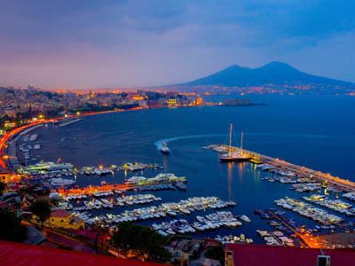 Удивительный Неаполь