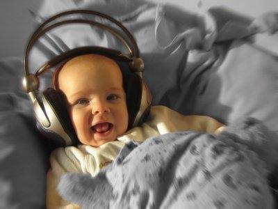 Музыкотерапия для малышей