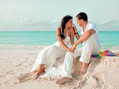 Каждая современная девушка мечтает о свадьбе на островах