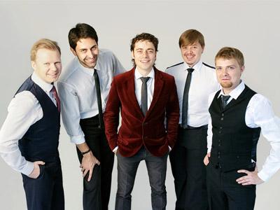 Кавер-группа «Русский Бит»: музыка хорошего настроения