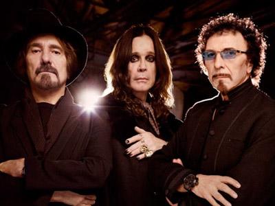 Black Sabbath выступят в Санкт-Петербурге