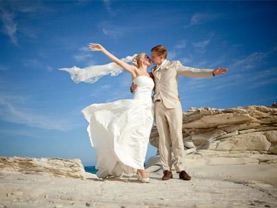 Свадьба на Кипре: какая она?