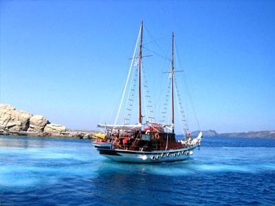 Путешествие в Грецию в 2014 году