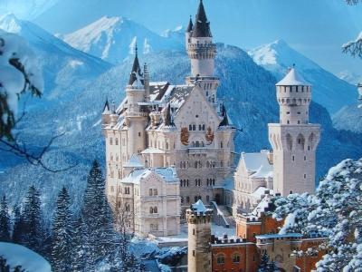 Германия зимой: что посмотреть?