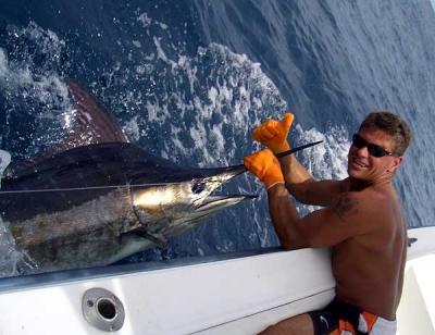 Рыбалка на Коста-Рике