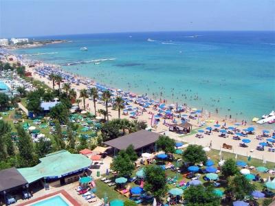 Кипр: Родина Афродиты