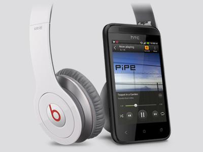Использование смартфона для прослушивания музыки