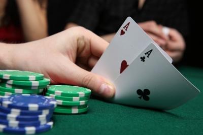 Азартные игры в интернет-казино