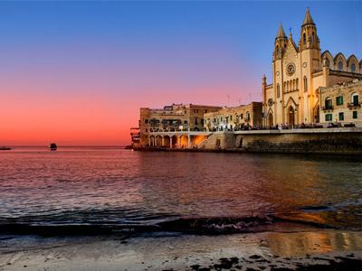 Мальта — для любителей активного отдыха