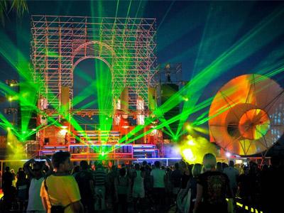 Фестиваль клубной музыки «Казантип» меняет дислокацию