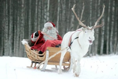 Встречайте Новый Год в стране Санта-Клауса