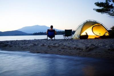 Палатки, мешки, кариматы для кемпинга