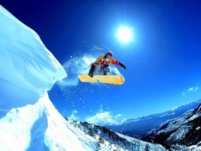 EXTREME OUTLET: доступные путешествия по снежным просторам