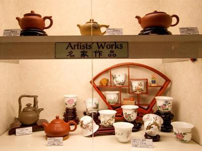 Музей чайной посуды в Гонконге