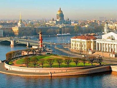 Самые трогательные места Санкт-Петербурга