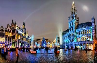 Сказочный Брюссель
