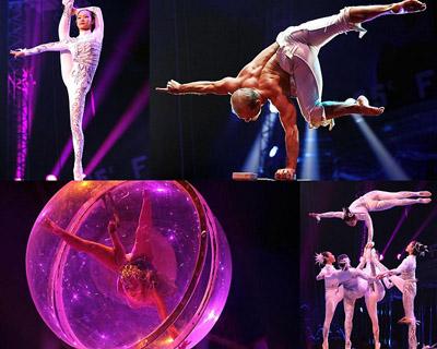 Международный фестиваль Цирка Монте-Карло