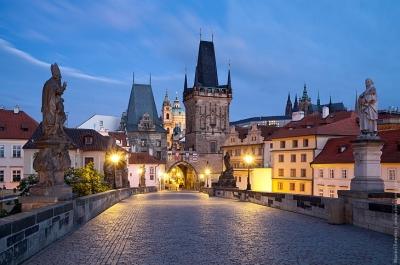 Поездка в Прагу для интересного отдыха