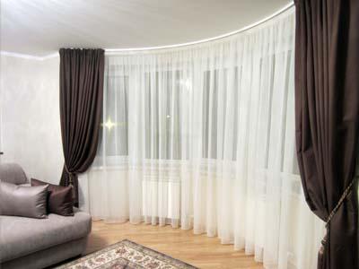 Как правильно подобрать шторы под свой интерьер