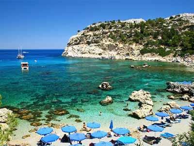 Родос - солнечный остров