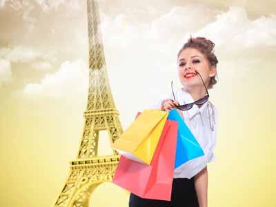 Париж - шопинг с французским шармом