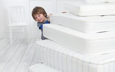 Выбор матраса для ребенка