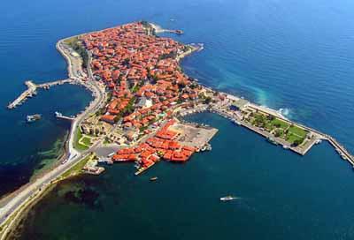 Отдых в Болгарии город-музей Несебр