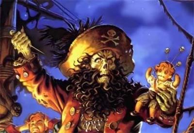 Выиграйте пиратское золото с помощью игрового автомата Ghost Pirates