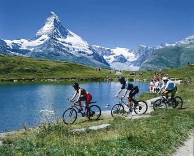 велосипедный туризм
