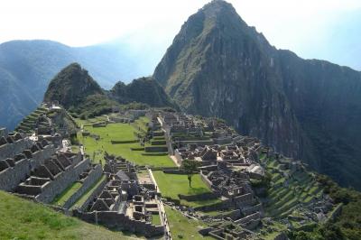 Перу - древняя империя Инков