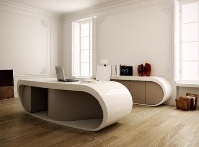 Как выбрать стол в кабинет руководителя?