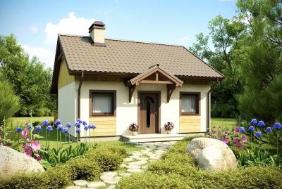Дачный домик - уголок уюта в нашей жизни