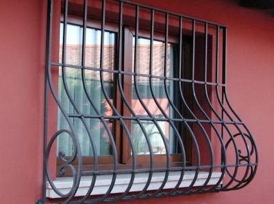 Установка решеток на окна собственноручно