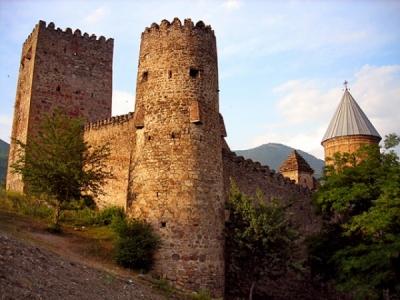 Известные достопримечательности Грузии