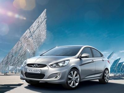 Hyundai Solaris и его обслуживание