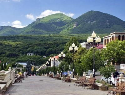 Города Кавказских Минеральных вод
