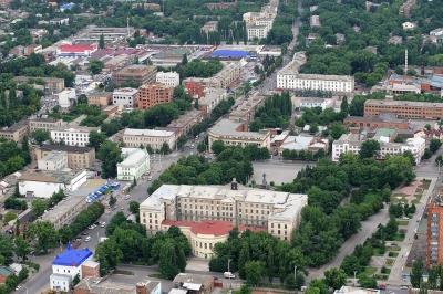 Ростовская область: город Шахты и его особенности