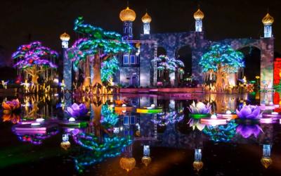 Тематические парки в Дубае